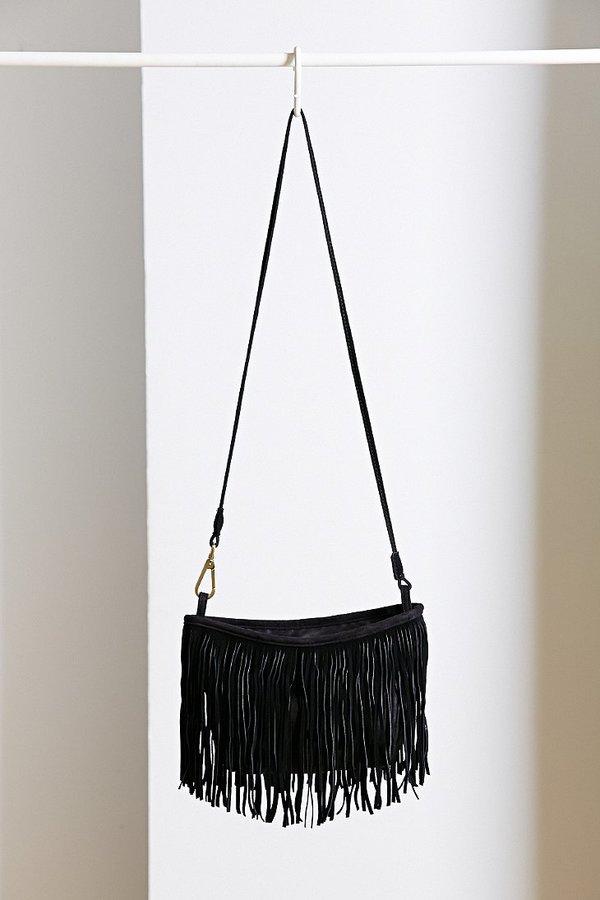 Urban Outers Ecote Crescent Fringe Bag