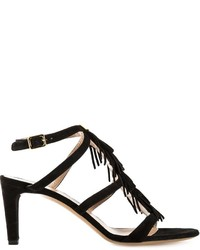 Chloé Fringed Sandals