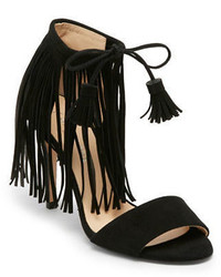 Kenneth Cole New York Mylah Suede Fringe Sandals