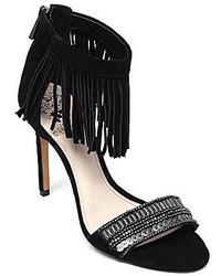 Vince Camuto Tru Fringe Dress Sandals