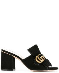 Gucci Double G Mules