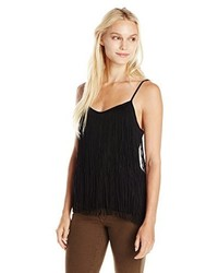 BB Dakota Marlene Fringe Tank Top