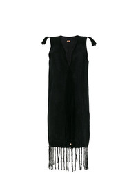 Caravana Voltan Jute Sleeveless Tassel Dress