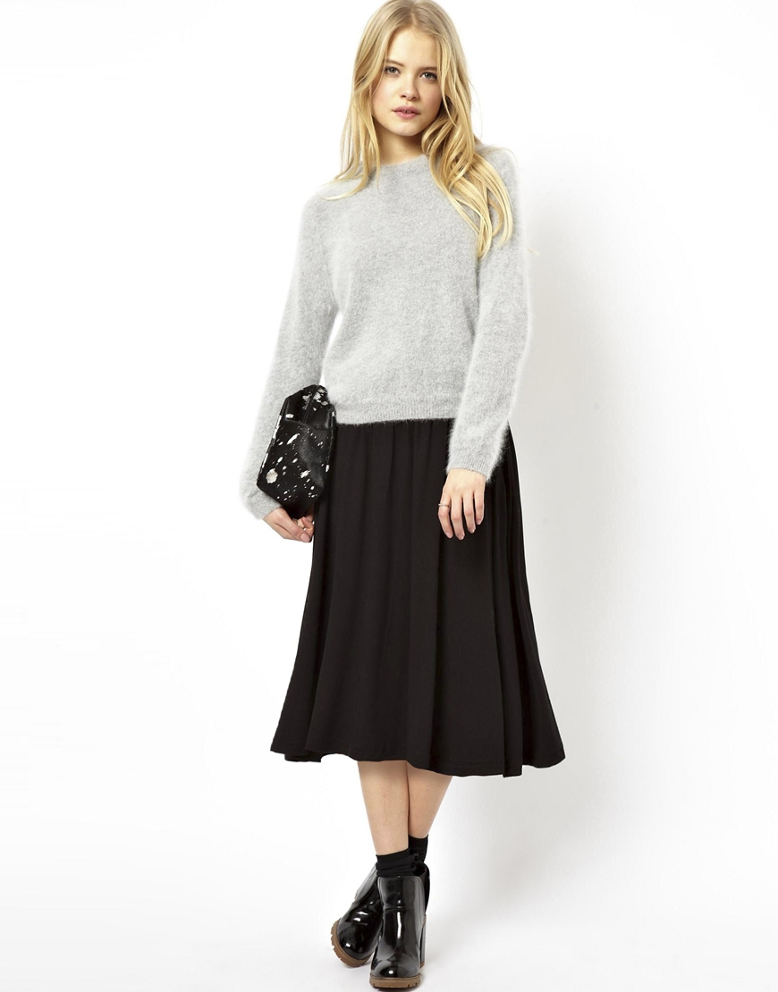 asos midi skirt where to buy how to wear