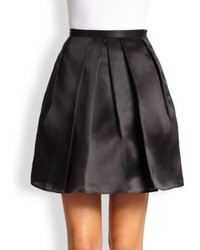 Burberry London Organza Full Mini Skirt