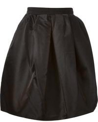Carven Pleated Full Skirt