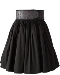 Christopher Kane Belted Full Skirt