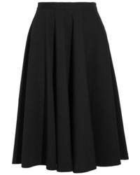 Tomas Maier Stretch Jersey Skirt