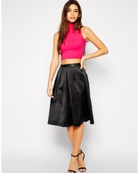 The Style Full Midi Skirt