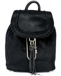 Diane von Furstenberg Chain Detail Backpack