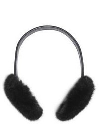 Michael Kors Fur Earmuffs