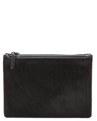 Helmut Lang Baryon Small Fur Pouch