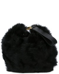 Simone Rocha Detachable Wrist Strap Clutch