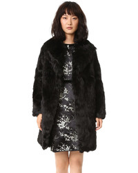 Marc Jacobs Alpaca Fur Coat