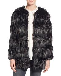 Steve Madden Faux Fur Coat