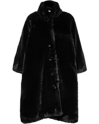 Balenciaga Faux Fur Coat