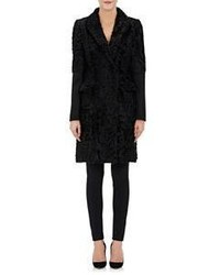 Alberta Ferretti Fur Coat Size 40 It