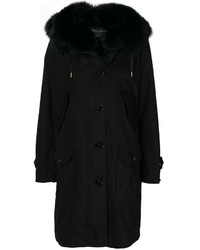 Ermanno Scervino Hooded Coat
