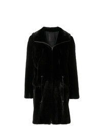 Liska Hooded Drawstring Coat