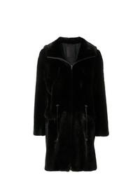Hooded drawstring coat medium 8163289
