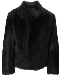 Jil Sander Reversible Fur Coat