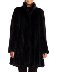 GORSKI Mink Fur Stroller Coat