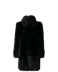 Faith Connexion Oversized Fur Coat