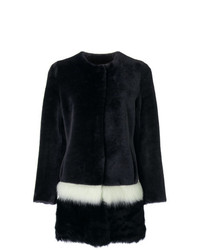 Cara Mila Tascani Reversible Fur Coat