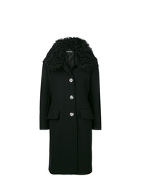 Tom Ford Fur Collared Coat