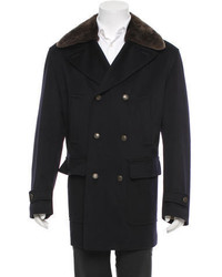 Brioni Wool Coat