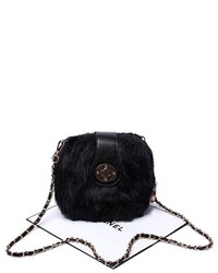 ChicNova Fashionable Fur Shoulder Bag
