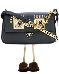 Fendi Faces Crossbody Bag