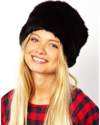 Asos Faux Fur Cossack Hat