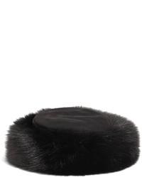 Brooks Brothers Fox Fur Hat