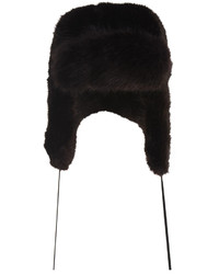 BCBGMAXAZRIA Faux Fur Trapper Hat