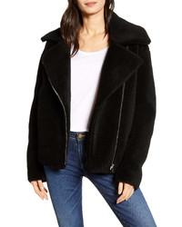 Rebecca Minkoff Brutus Wool Moto Jacket