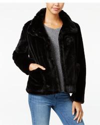 Collection B Faux Fur Coat