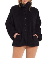 Billabong Cozy Days Faux Fur Jacket