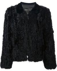 Emporio Armani Cropped Jacket