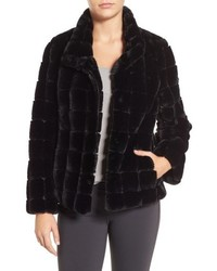 Faux fur jacket medium 6448701
