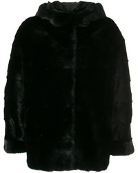 Fur detail jacket medium 6448714