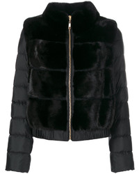 Liska Fur Detail Jacket