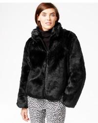 MICHAEL Michael Kors Michl Michl Kors Short Faux Fur Coat