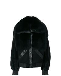 Liska Oversized Fur Jacket