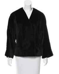 The Row Sheared Mink Fur Kahi Jacket