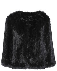 Yves salomon meteo fur jacket medium 6448678