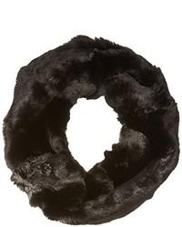 Badgley Mischka Faux Fur Loop Scarf