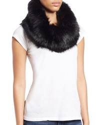 Collection 18 Faux Fur Scarf