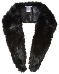 BCBGeneration Faux Fur Stole Scarves