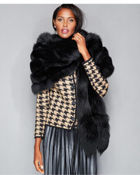 The Fur Vault Fox Fur Stole